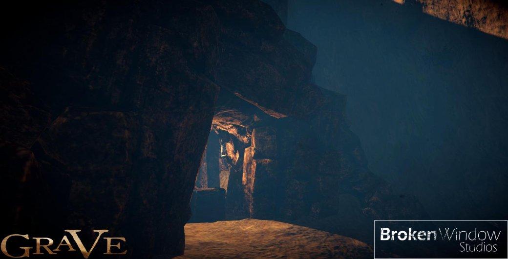Игра света и тени в инди-ужастике Grave | Канобу - Изображение 1
