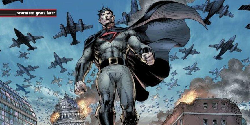 15 самых мрачных версий Супермена | Канобу - Изображение 7583