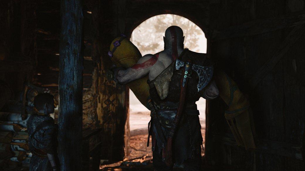 Рецензия на God of War (2018) . Обзор игры - Изображение 2