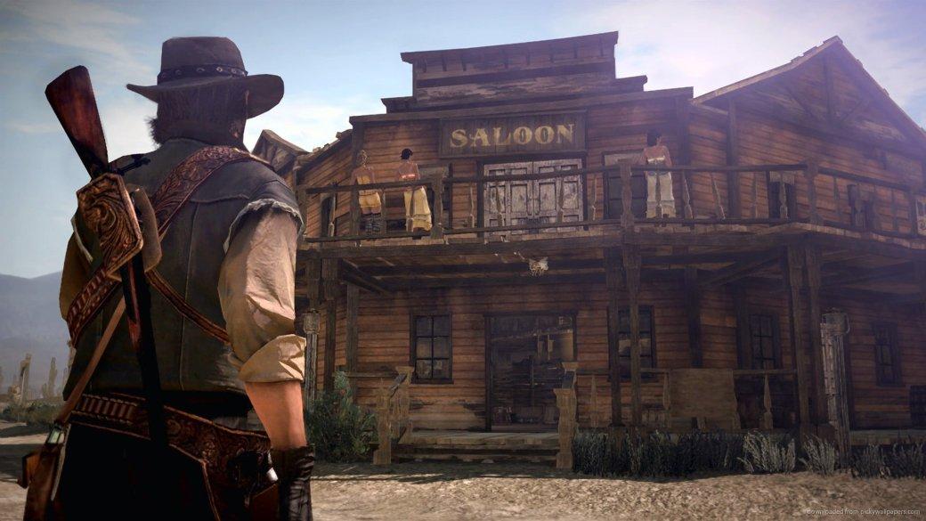 10 фактов о Red Dead, Red Dead Redemption и Red Dead Redemption 2, которые выдолжны знать  | Канобу - Изображение 851