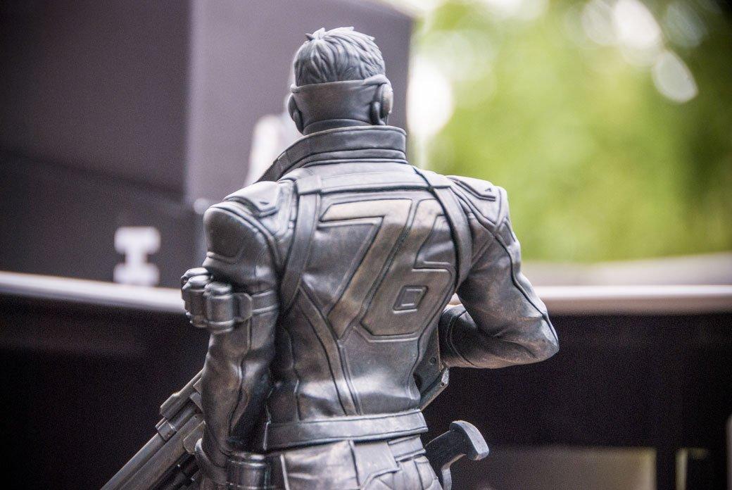 Распаковка коллекционного издания Overwatch | Канобу - Изображение 12