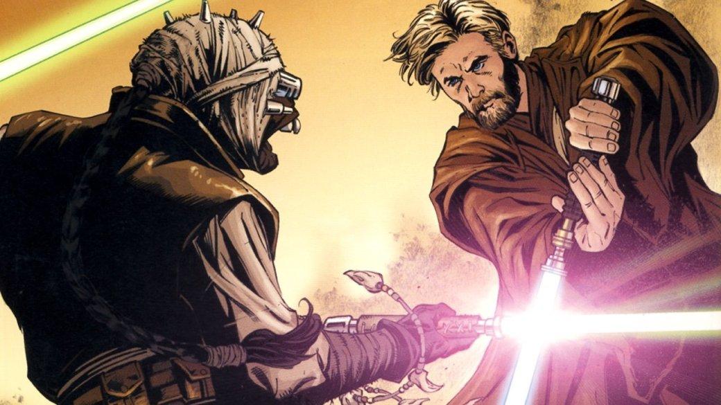 Юэн Макгрегор хочет сыграть в двух фильмах про Оби-Вана Кеноби | Канобу - Изображение 9851