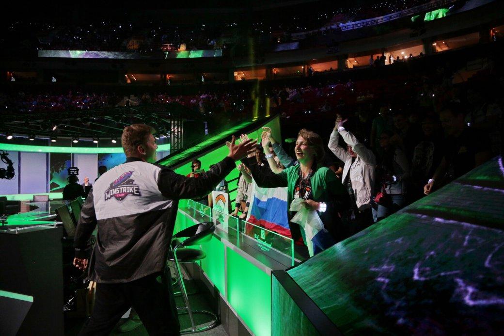 Winstrike Team по Dota 2 (бывшая FlyToMoon) – история команды | Канобу