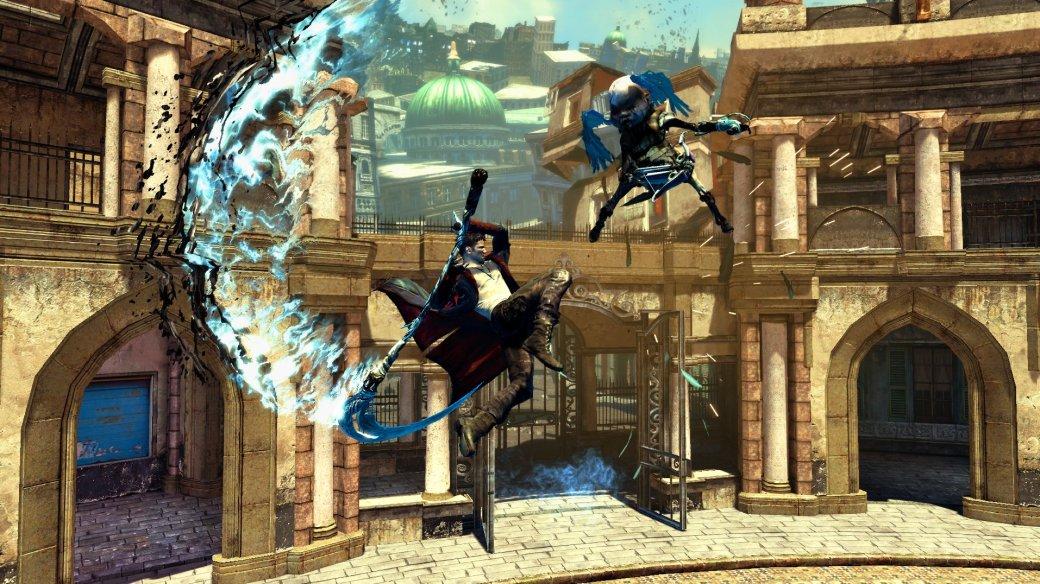 DmC: Devil May Cry: впечатления с Gamescom 2012 | Канобу - Изображение 1