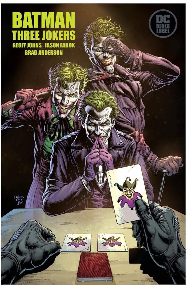 DCнаконец раскроет тайну трех Джокеров— одну изглавных загадок вкомиксах последних лет | Канобу - Изображение 13310