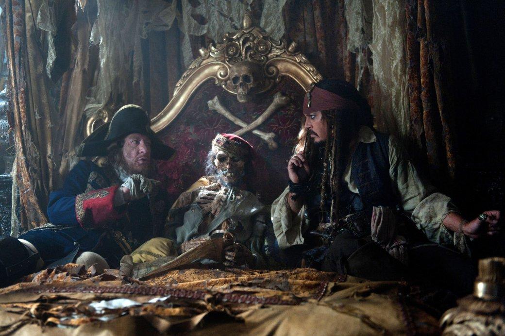 Киномарафон: обзор всех «Пиратов Карибского моря» | Канобу - Изображение 13