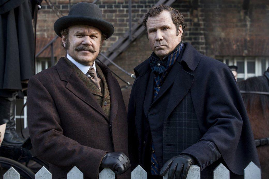 Рецензия натрэш-комедию «Холмс & Ватсон»— тот самый «худший фильм оШерлоке» | Канобу