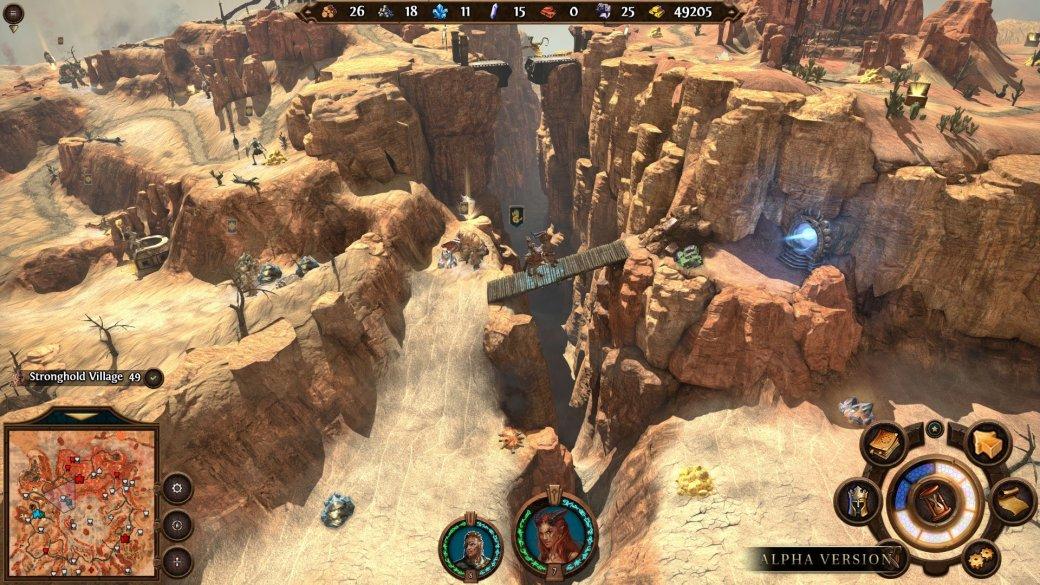 Чего ждать от Might & Magic: Heroes VII   Канобу - Изображение 4191
