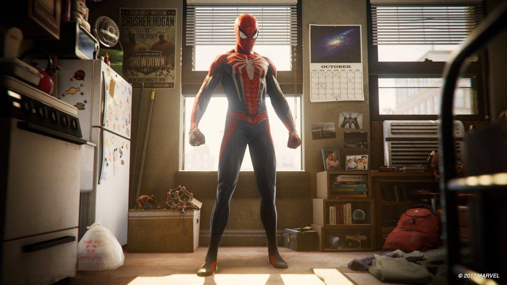 7сентября эксклюзивно для PS4 выйдет игра Spider-Man отInsomniac Games. Формально она неоснована накаком-то конкретном комиксе, новней множество элементов различных историй, которые оказались отлично адаптированы вигре. Вэтом материале редактор рубрики «Комиксы» Денис Варков расскажет, почему вам непременно стоит поиграть вSpider-Man, если вам нравится персонаж, ипочему игра представляет персонажа лучше, чем актуальные комиксы.