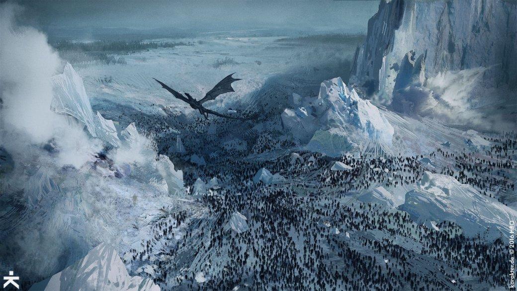 Взгляните напотрясающие концепт-арты 7 сезона «Игры престолов». - Изображение 27
