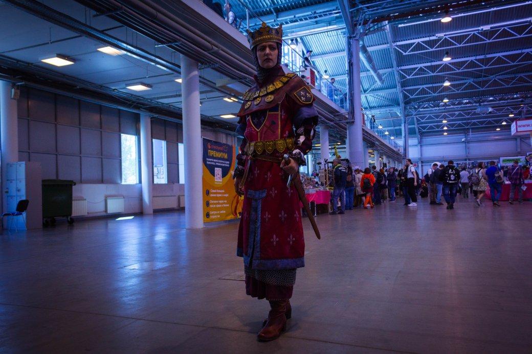 Галерея. Косплей наComic Con Saint Petersburg | Канобу - Изображение 48