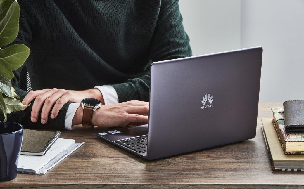 Обновленный ультрабук Huawei MateBook 13выходит вРоссии   Канобу - Изображение 1221