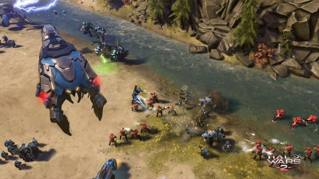 Первые впечатления отHalo Wars2 — очень правильная RTS | Канобу - Изображение 1