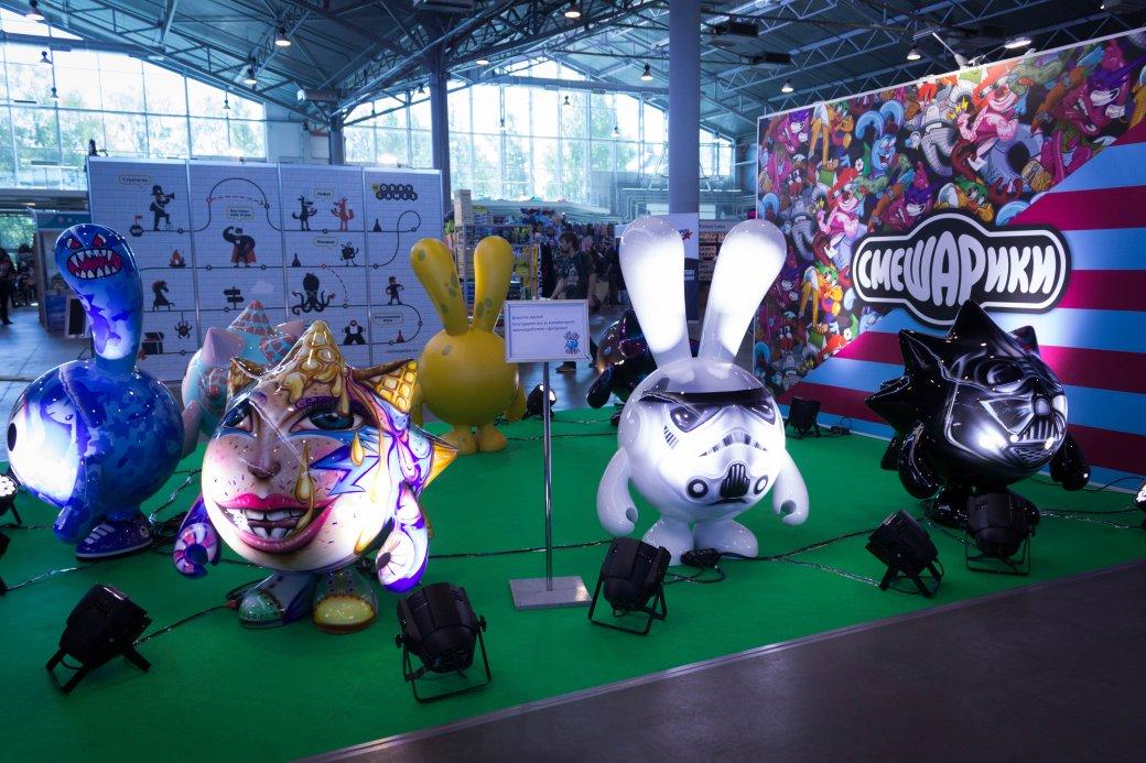 Галерея. Как прошел Comic Con Saint Petersburg | Канобу - Изображение 46