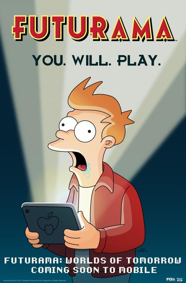 «Футурама» возвращается! Наэтот раз ввиде игры для смартфонов | Канобу - Изображение 7150
