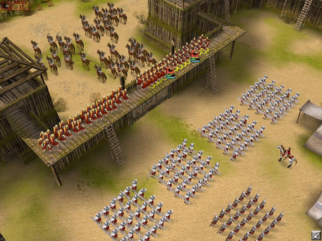 Пришел, увидел, победил: 8 игр о Римской империи | Канобу - Изображение 1