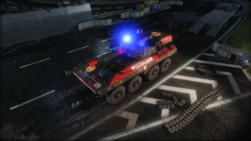 Танки в Москве! В Armored Warfare вышло обновление «Москва. Вторжение»