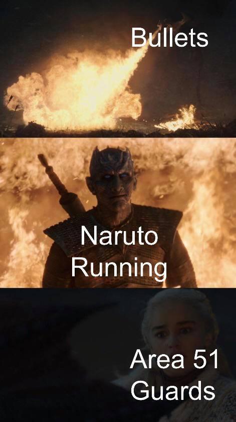 400 тысяч человек хотят при помощи бега из«Наруто» взять штурмом Зону51. Что происходит?!   Канобу - Изображение 5