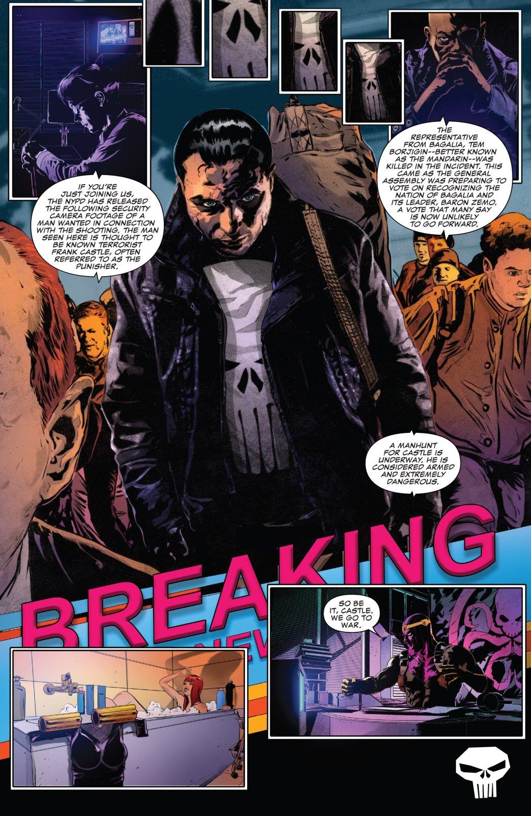 Вновом комиксе Каратель убил одного изглавных врагов Железного человека | Канобу - Изображение 6129