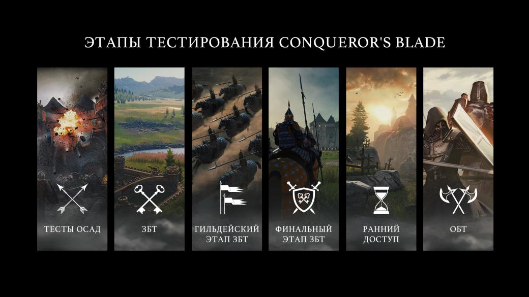 Скоро вConqueror's Blade пройдет первый этап тестирования масштабного режима «Осада» | Канобу - Изображение 2