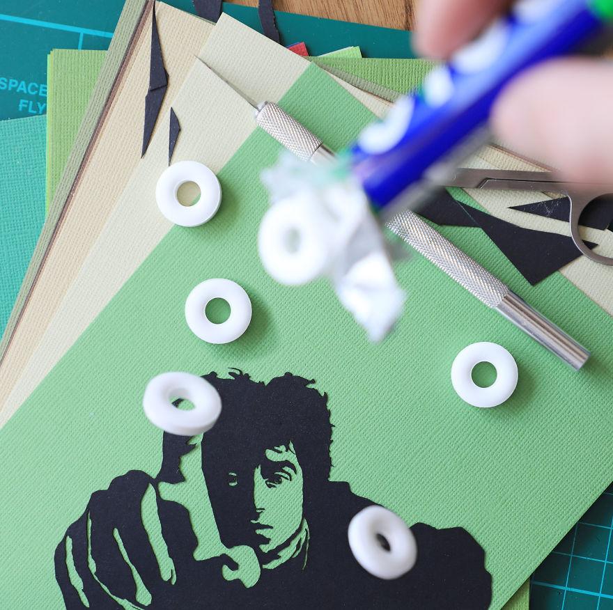 Джек Воробей изпроводов иконфетный «малыш Йода»: энтузиаст делает необычные портреты героев кино