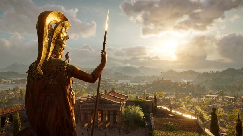 Новые подробности Assassin's Creed Odyssey: 300 квестов, сложные решения и артбук на русском. - Изображение 3