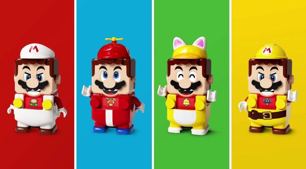Дизайнер LEGO о работе над набором Марио | Канобу - Изображение 7793