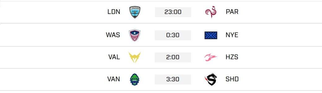 Расписание матчей второго сезона Overwatch League— 1 неделя | Канобу - Изображение 4