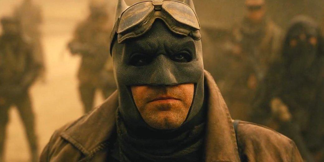 Бен Аффлек о сольном «Бэтмене»: «Нужен сценарий!» | Канобу - Изображение 10790