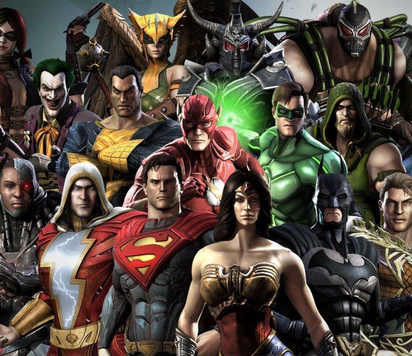 Обзор Injustice: Gods Among Us - рецензия на игру Injustice: Gods Among Us   Рецензии   Канобу