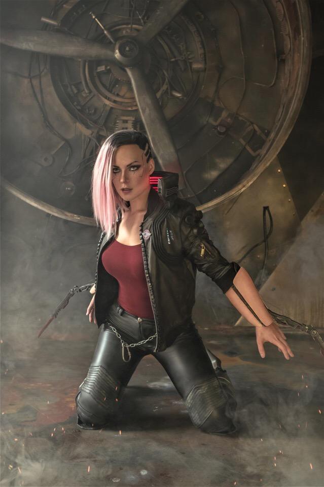 Чертовски крутой косплей главной героини Cyberpunk 2077. Над ним работали даже авторы игры! | Канобу - Изображение 2852