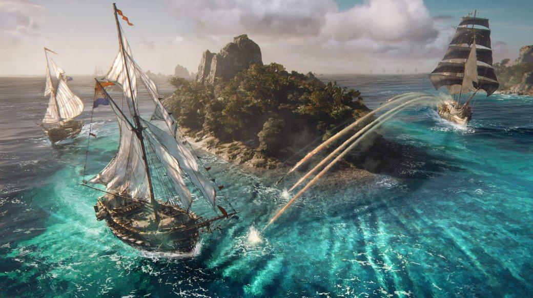 Е3 2018: пиратская романтика расцветает сновой силой вновом трейлере Skull and Bones. - Изображение 1