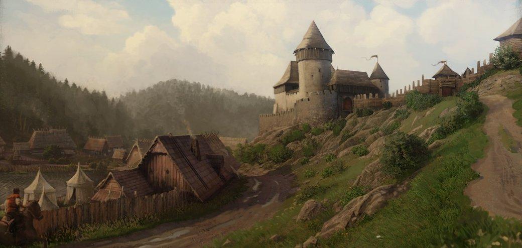 Контекст. Средневековая Богемия в Kingdom Come: Deliverance — история Чехии, Warhorse Studios | Канобу