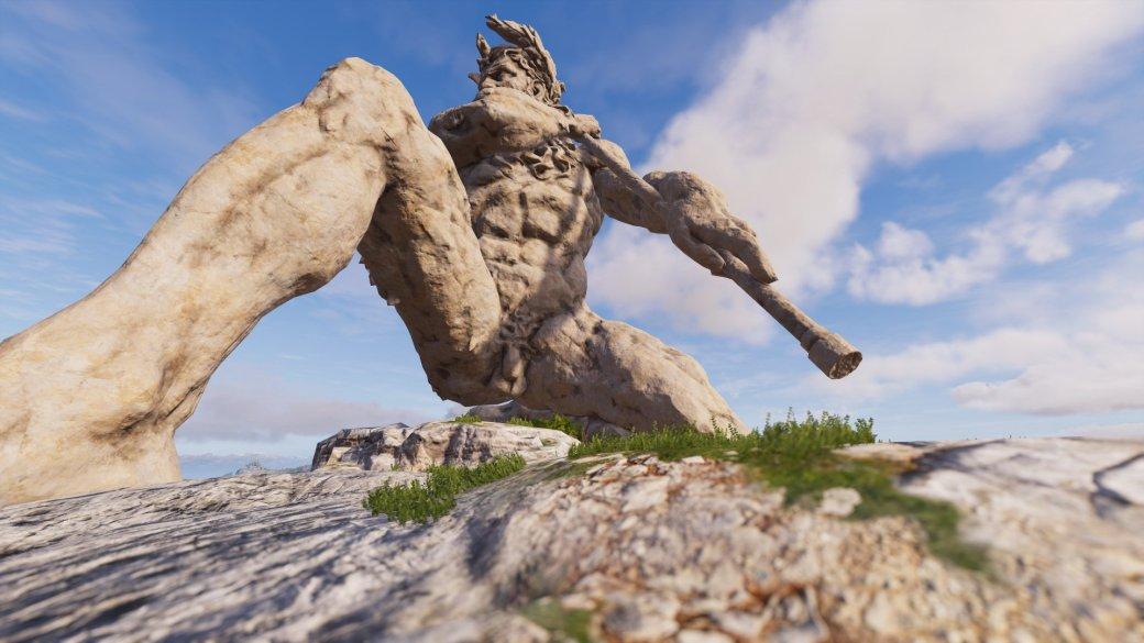 Журналист PCGamer составил топ пенисов изAssassin's Creed Odyssey— речь, конечно, остатуях | Канобу - Изображение 8