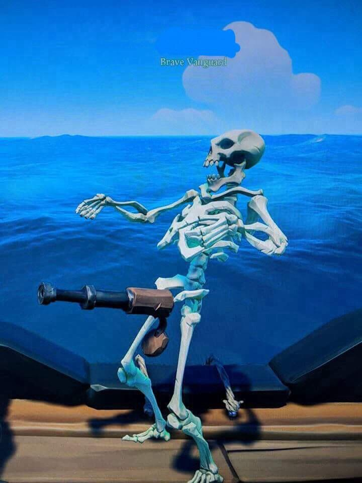 «Не тыкайте в меня своей подзорной трубой!» — из Sea of Thieves удалили забавный баг | Канобу - Изображение 4212