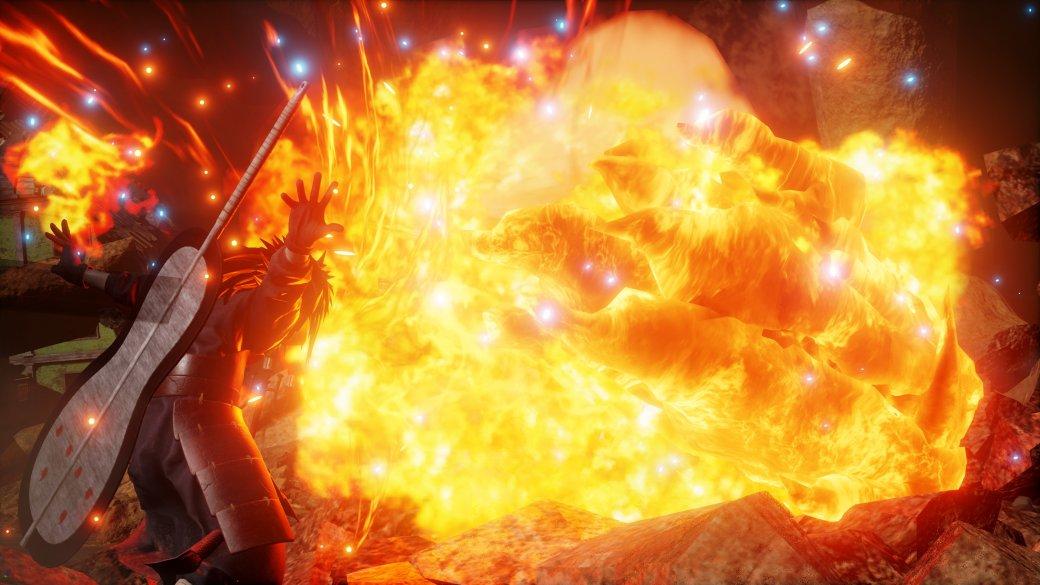 Мадара изаниме «Наруто» пополнит список бойцов Jump Force. Уже есть первые скриншоты | Канобу - Изображение 16
