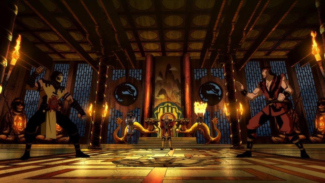Рецензия намультфильм Mortal Kombat Legends: Scorpion's Revenge. Расчлененка иничего больше