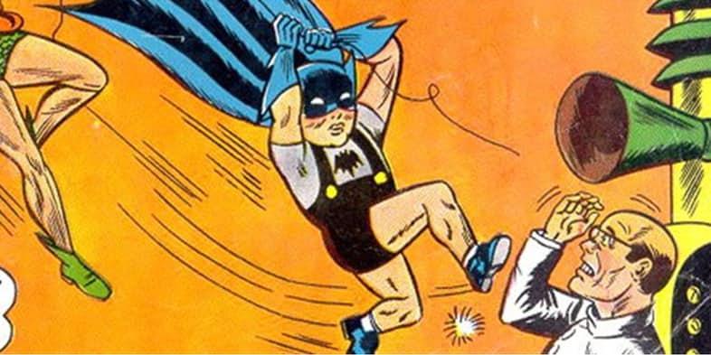 15 самых безумных версий Бэтмена    Канобу - Изображение 2093