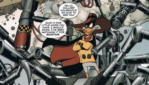 Комиксы: Darkwing Duck   Канобу - Изображение 2911