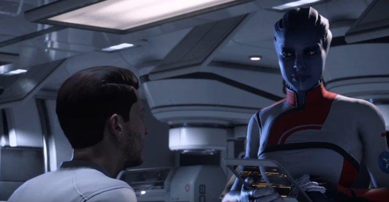 Звезда «Игры престолов» Натали Дормер озвучивает Mass Effect Andromeda | Канобу - Изображение 8849