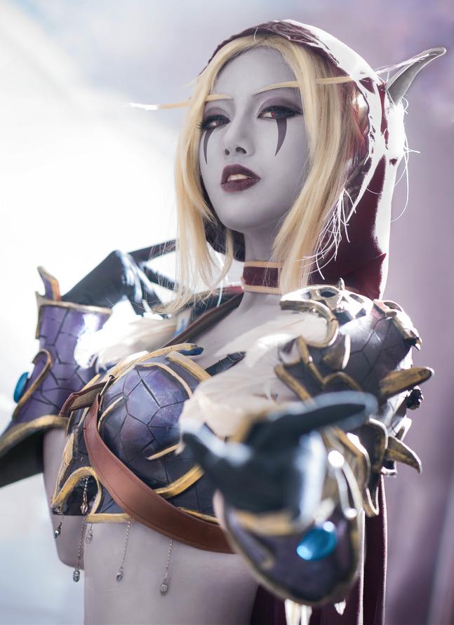 Лучший косплей по Warcraft – герои и персонажи WoW, фото косплееров   Канобу - Изображение 23
