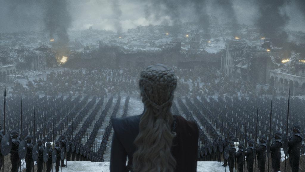 Подробный анализ 6 серии 8 сезона «Игры престолов» | Канобу - Изображение 6951