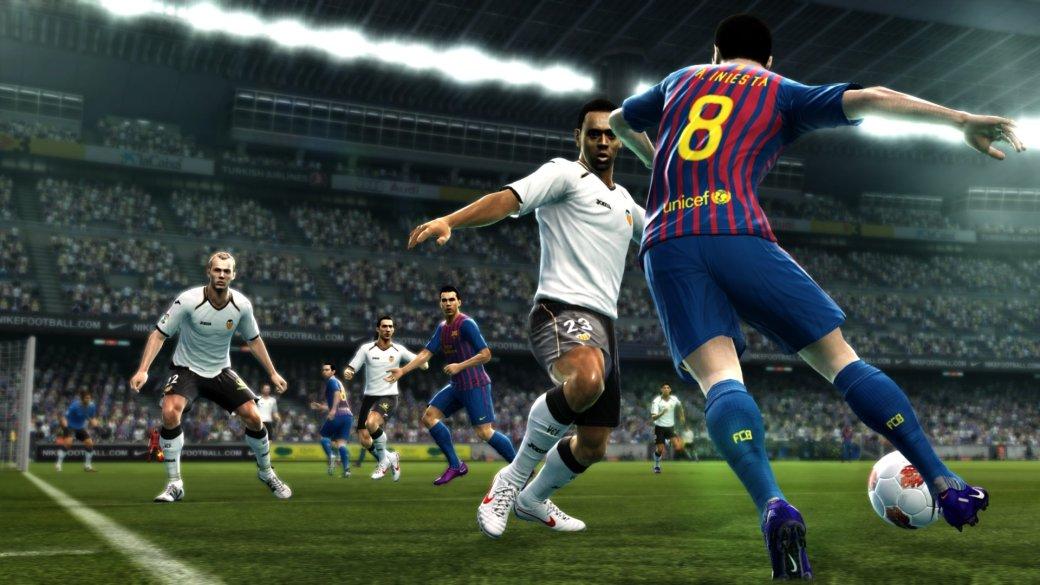 Рецензия на Pro Evolution Soccer 2013   Канобу - Изображение 3850