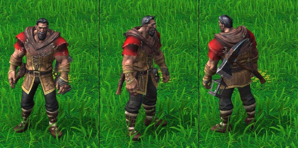 Утечка: юниты и анимации Warcraft III: Reforged