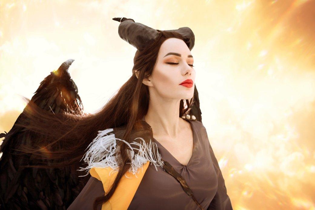 Очаровательная Малефисента в потрясающем косплее от Марины Ханны | Канобу - Изображение 4693