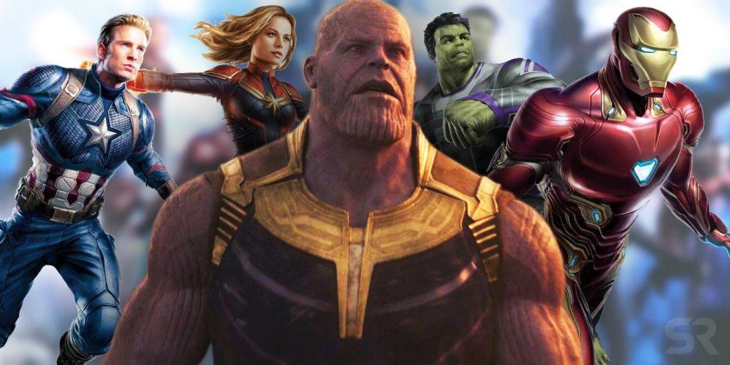 Появился новый постер «Мстителей: Финал»— очень стильный инапоминающий комикс