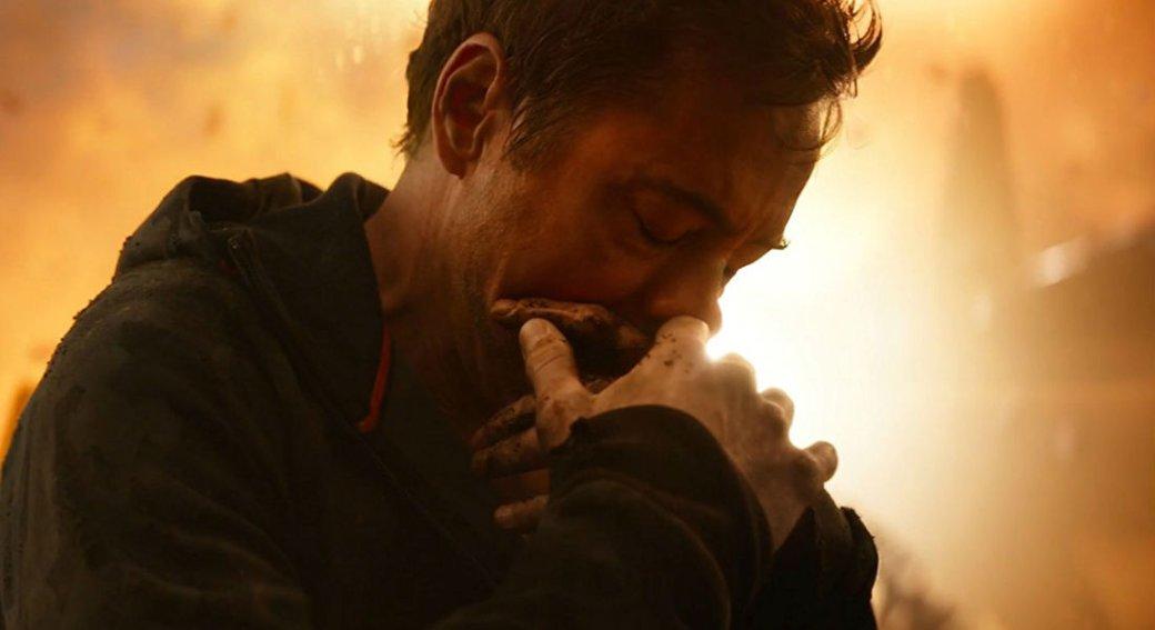 УТони Старка в«Мстителях 4» будет ребенок? Что это значит для киновселенной— 3 возможных сценария | Канобу - Изображение 11580