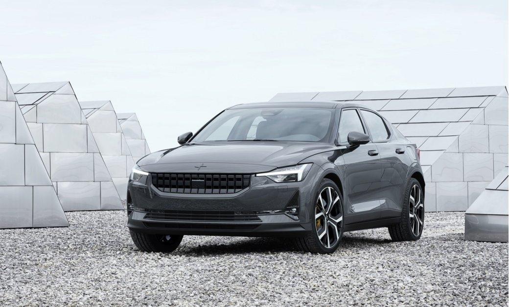 Volvo представила электрический седан Polestar 2 — серьезный конкурент Tesla Model 3 | SE7EN.ws - Изображение 1