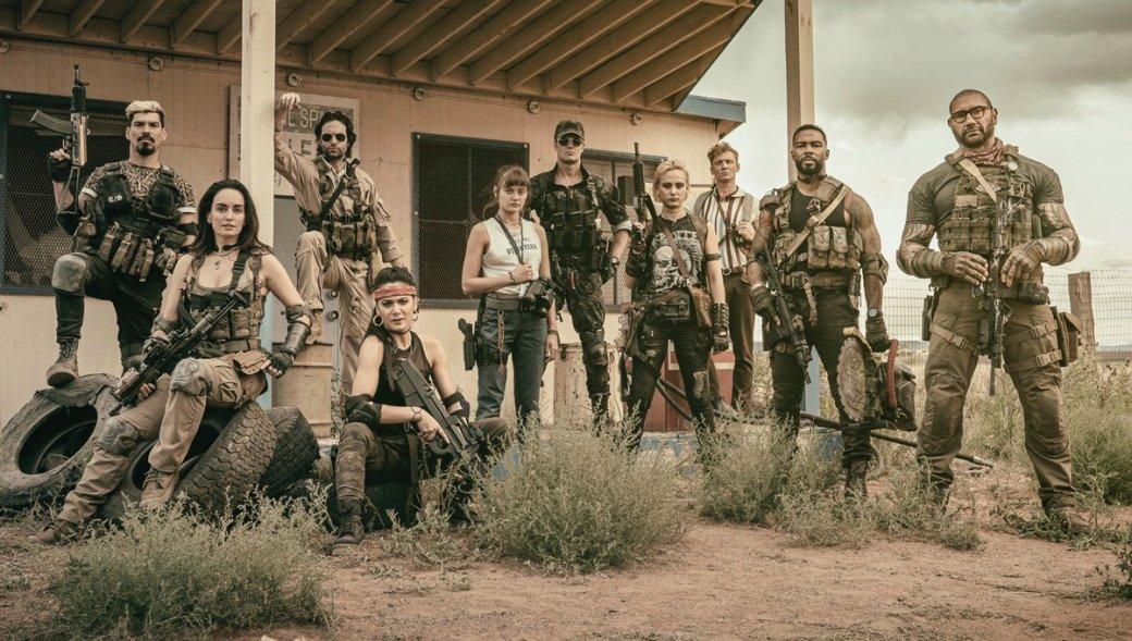 Промо-фото «Армии мертвецов»
