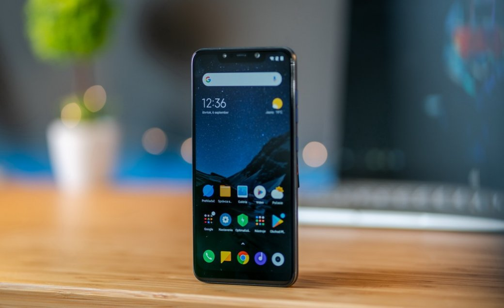 Xiaomi Pocophone F1's Poco Launcher got a dark theme. The application is available to everyone | Kanobu - Image 1